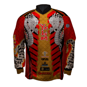 What to wear to play paintball? Padded, extra stiched paintball jersey by Athlon