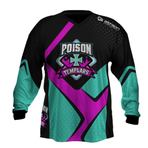 What to wear to play paintball? Light, breathable paintball jersey by Athlon
