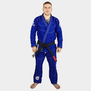 Spartan Warrior Blue BJJ Man's Gi