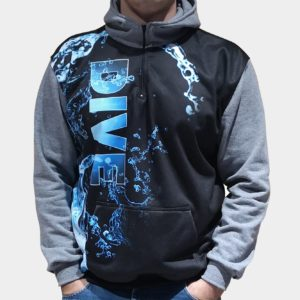 Instant Diving Pullover Hoodie