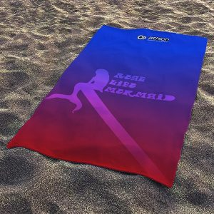 Beach Towel Mermaid