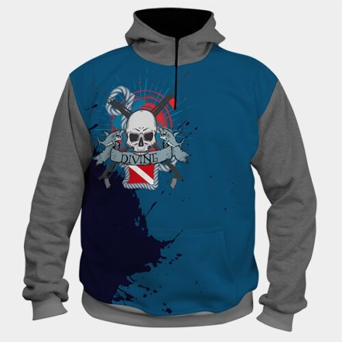 Spearfishing Pullover Hoodie