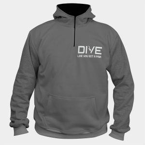 Technical Diver Pullover Hoodie