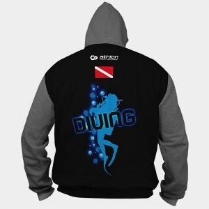 Diving Therapy Pullover Hoodie