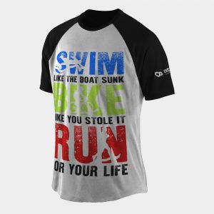 triathlon dry fit t shirt