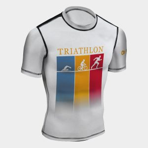 TRIATHLON RASH GUARD