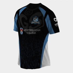 esports game space dry fit t-shirt jersey