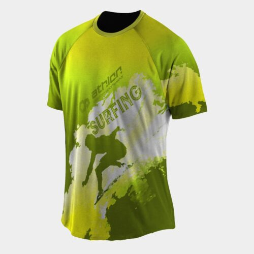 dry fit t-shirt wind surfing uv protection