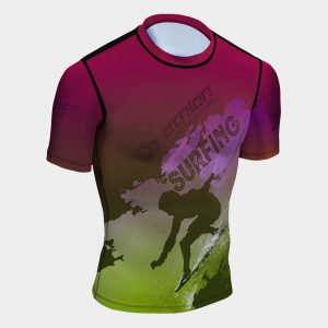 rash guard wind surfing uv protection