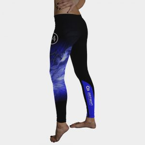 Athlon Woman's Leggings - Eleni Gathi Limited Edition