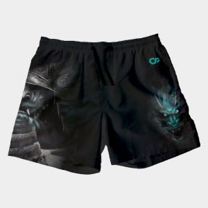swimming trunks Dragon Samurai