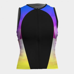 Woman's Tri Set Tank & Shorts