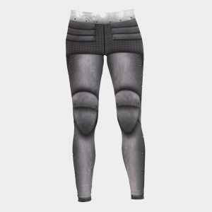 woman's leggings templar knight bjj mma