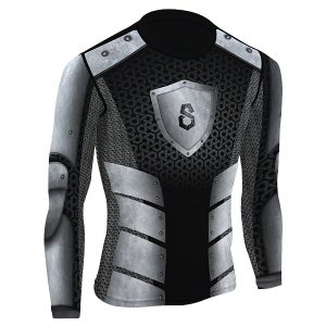 rash guard templar knight