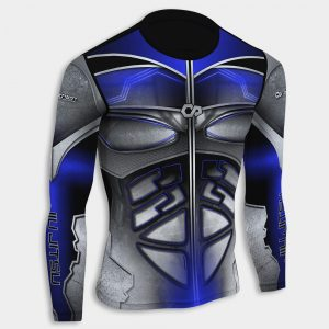 ranked rash guard Jitsu Armor Tech
