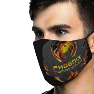 phoenix shooting academy face mask