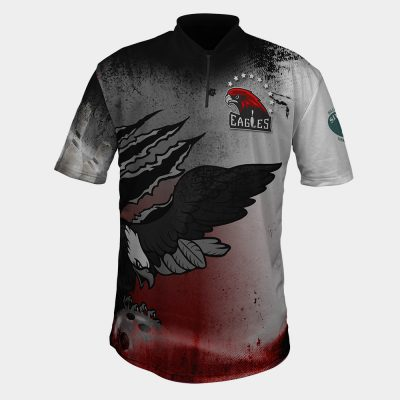 BOWLING AND DARTS DRY FIT JERSEY