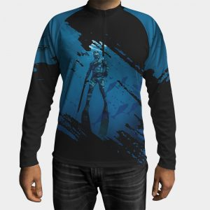Diving Long Sleeve Technical Top