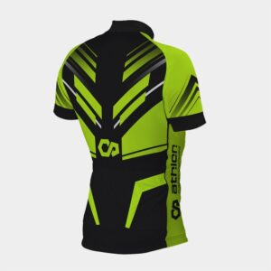 short sleeve cycling jersey
