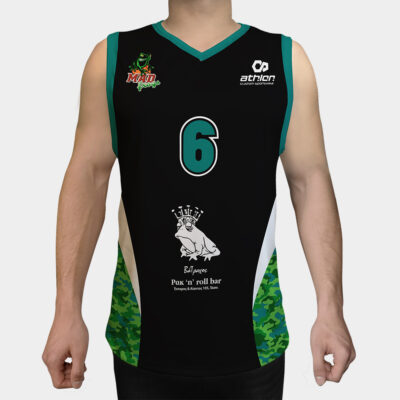 MAD FROGS BASKETBALL TEAM